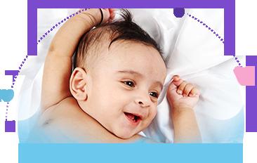 new-born child